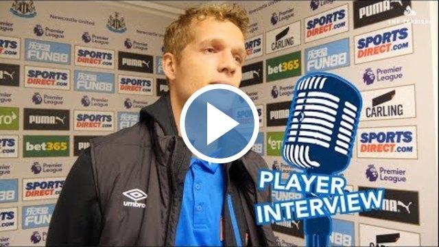 🎙PLAYER INTERVIEW | Jonas Lössl reviews Newcastle