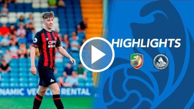 ⚽️ HIGHLIGHTS | Miedź Legnica U23s 1-1 Huddersfield Town U19s